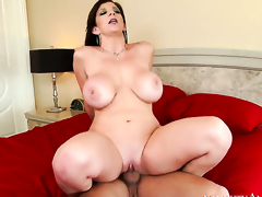 Mr. Pete uses his hard balk to bring Sara Jay to the height of pleasure