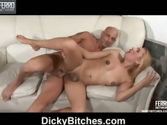 Random pick-up girl turns out adventitious equipped and accessible for constant anal action