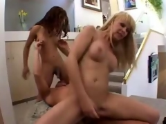 Joanna Jet in threesome