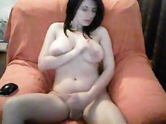 Shemale Hottie Surpass her Cock